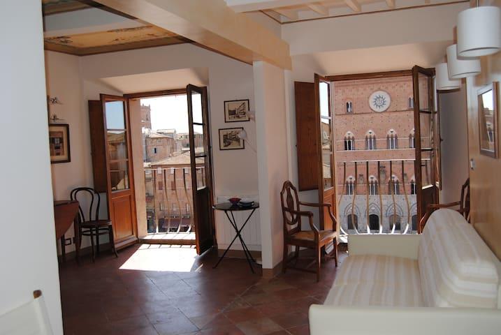 I Balconcini di Piazza del Campo - Siena