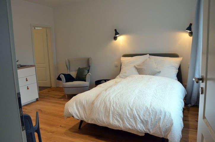 Modernes 1-Zimmer-Appartement