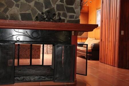 Suite Cabin, Cabaña Romantica.
