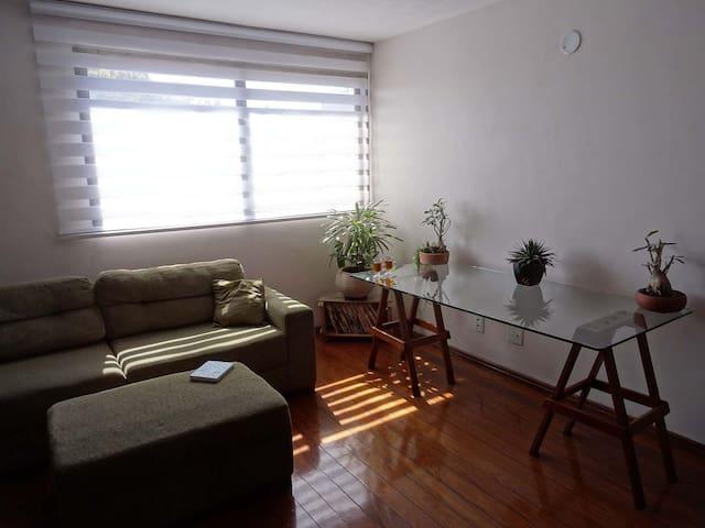 Comfortable room in Brasília / Cruzeiro city