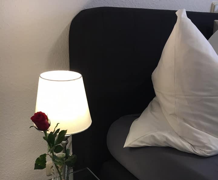 Gemütliche Wohnung für 6 Gäste, Innenstadtnah