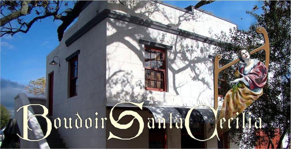 Boudoir Santa Cecilia