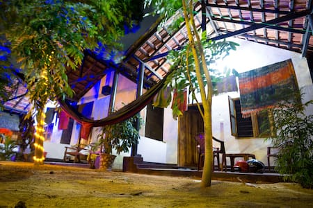 Sea Flower Guesthouse & Restaurant Double Room 1 - Banglo