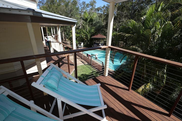 Noosa Gums - The ultimate luxury family escape! - Cooroibah