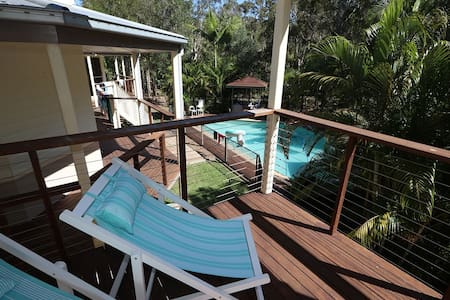 NEW Noosa Gums, The ultimate luxury family escape! - Cooroibah - Dům