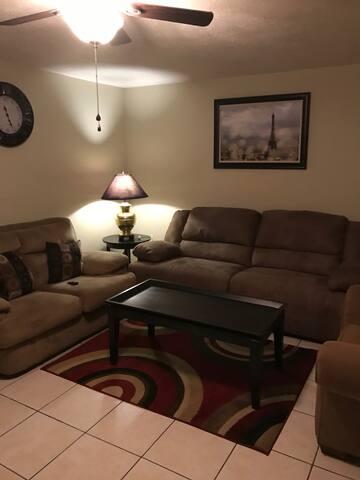 A Couch Near Millenia Mall & Down Town
