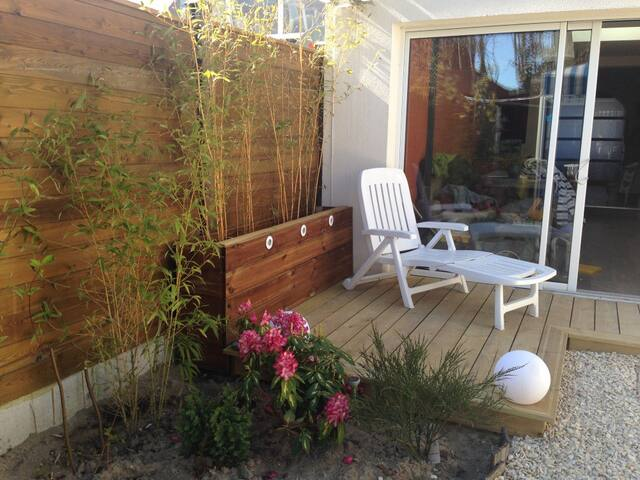 BEL APPARTEMENT CONFORTABLE-7 COUCHAGES- PLAGE 50M - Bray-Dunes - Wohnung