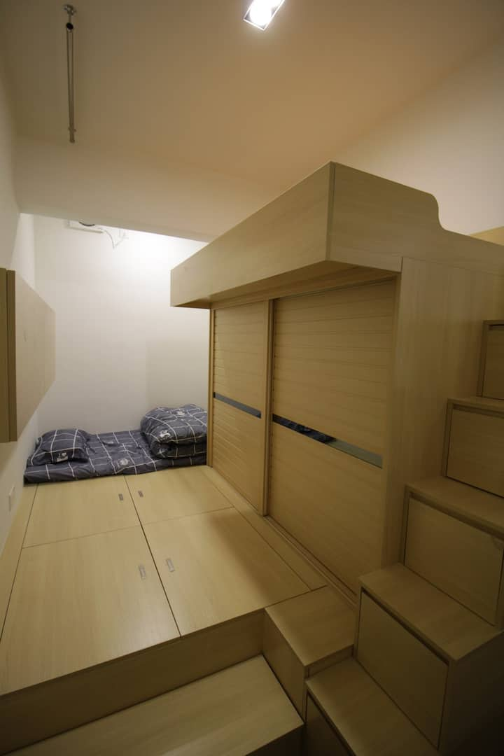 Simply House, Room A (Co-living accommodation)