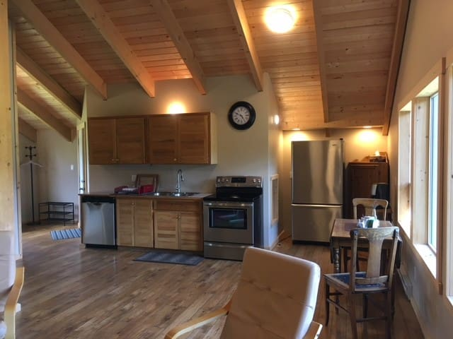 Trout Creek Carriage House @ Smithers