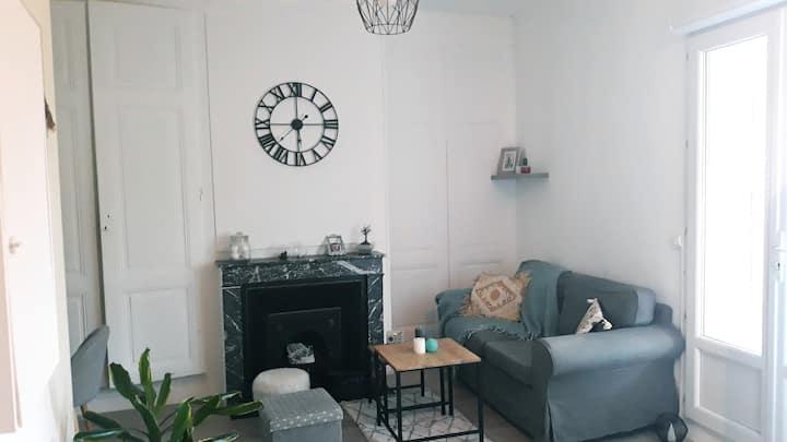 Appartement T2 (balcon) proche de Lyon