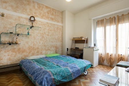 Spaziosa stanza privata/ Spacious cozy room - Cormano - Квартира