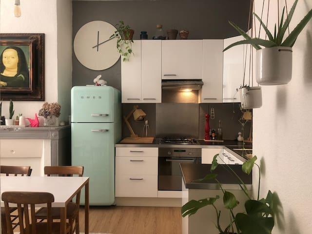 Bel appartement dans immeuble canut