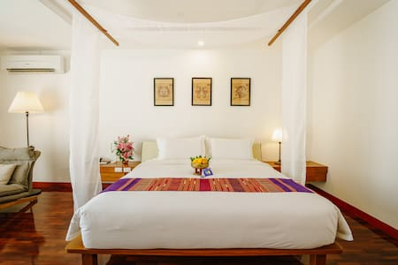 Mango T. Villa Chiang Mai -Superior with breakfast - Boutique-hotell
