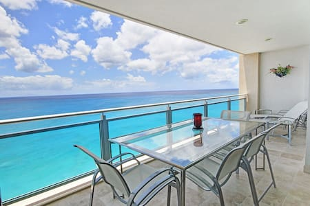 """Oasis at The Cliff in Cupecoy"" -Luxury Oceanfront - Lowlands - Apartamento"