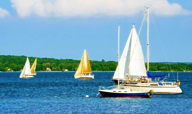 Resort Condo Grand Traverse Bay