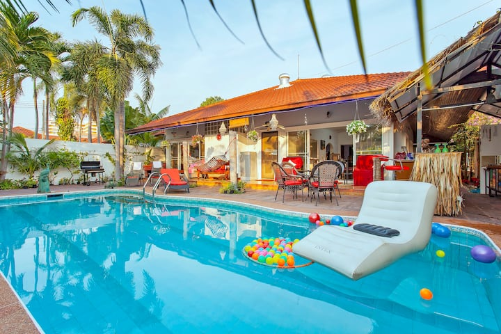 Summer Palms   4 BR Home w/ Large Pool in Pattaya