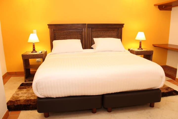 Hab Doble, Hotel Campanario de la Villa Real