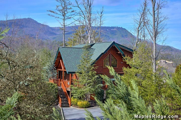 Gambler's Cove Lodge in Pigeon Forge 61