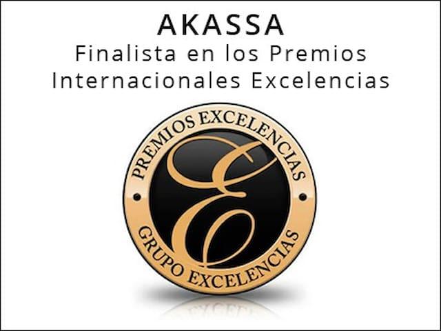 Finalist Tourism Excellences international Award