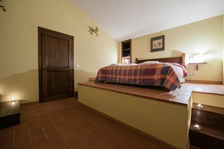 Casa di Brolio - Appartamento 2 - Brolio - Apartamento