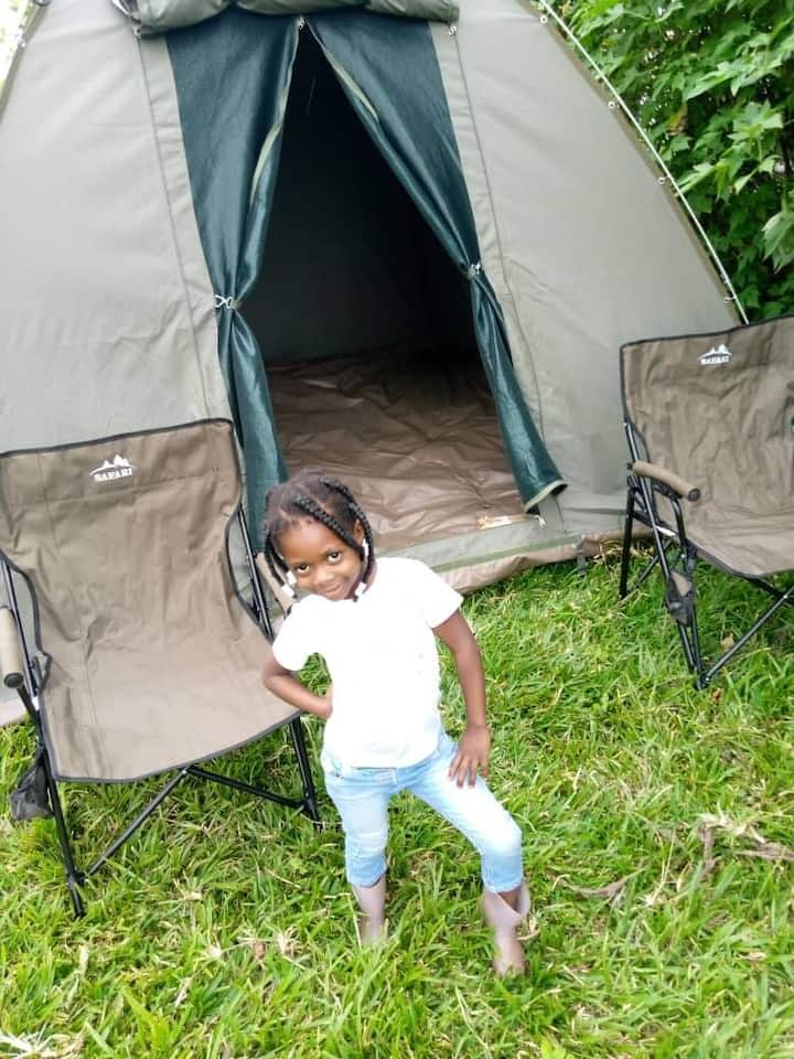 sarah's campsite