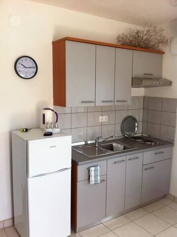Villa Stone - Silver Apartment