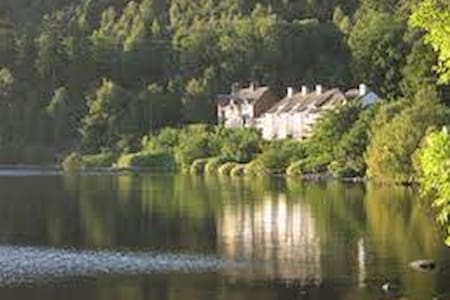 Highland Lodge at Loch Rannoch