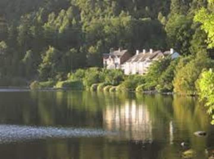 Highland Lodge at Loch Rannoch