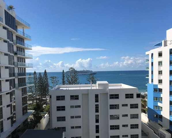 Azure View at Mooloolaba beach!