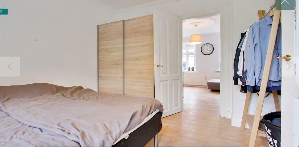 Hyggelig lejlighed i centrum af Aarhus