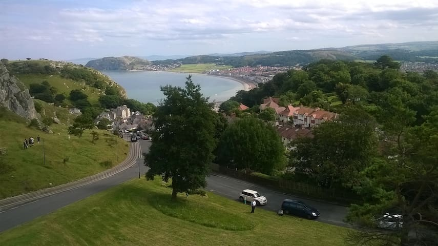 Bay View Terrace, Llandudno - sleeps 4 - Llandudno - Hus