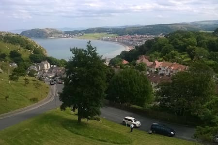 Bay View Terrace, Llandudno - sleeps 4