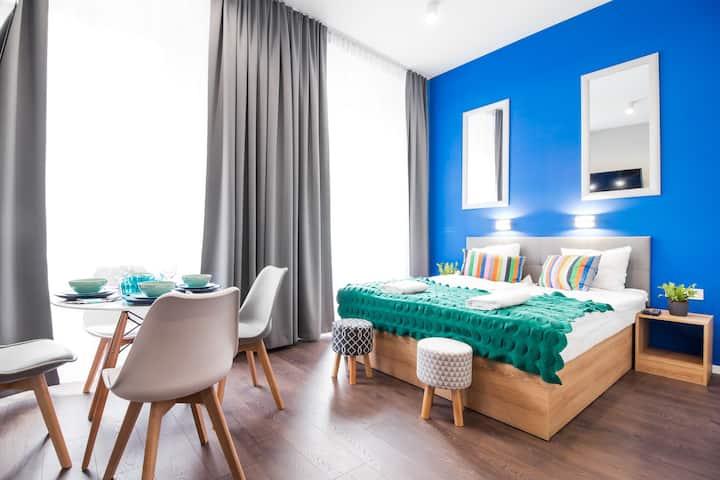 Kings City - Sławkowska Apartment nr 4
