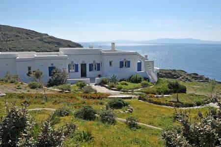 villa areti  - Agios Romanos - 별장/타운하우스