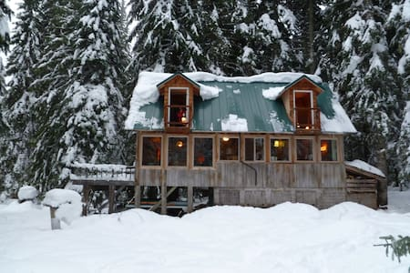 Trillium Lake Basin Cabins - Government Camp - Sommerhus/hytte