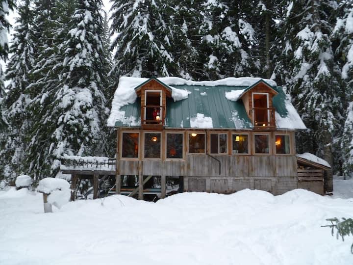 Trillium Lake Basin Cabins