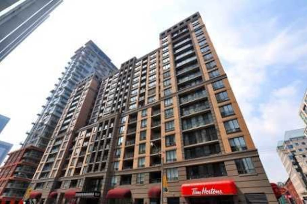Bachelor Suite Financial District Apartments For Rent In Toronto Ontario Canada