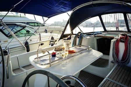 Sail & B-Boat and Breakfast al centro di Cagliari - Κάλιαρι - Πλοίο