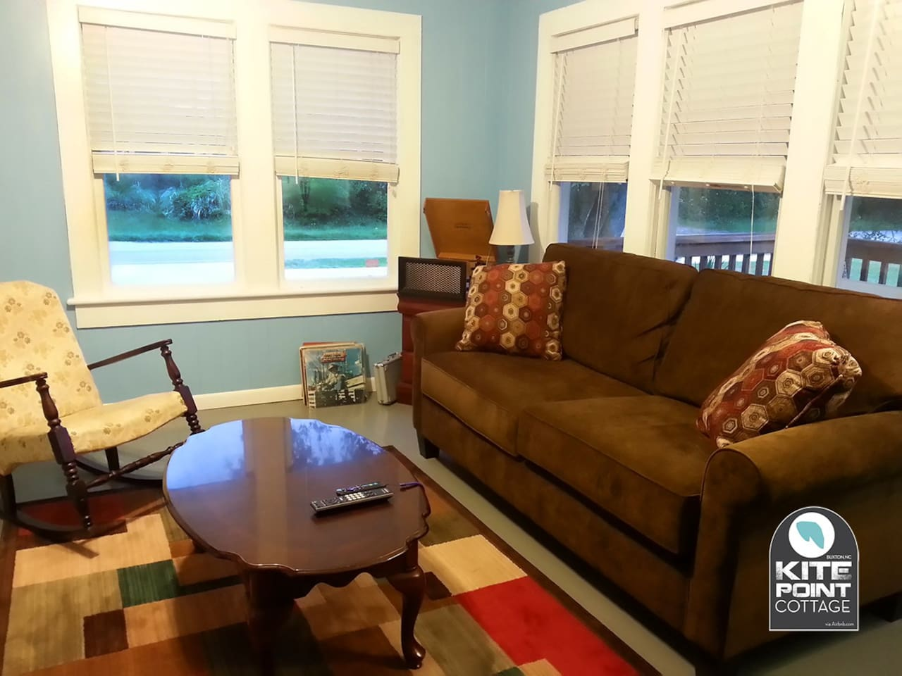 Cottage lighthouse lamp 3 colors - Kite Point Cottage 1min To Beach Houses For Rent In Buxton North Carolina United States