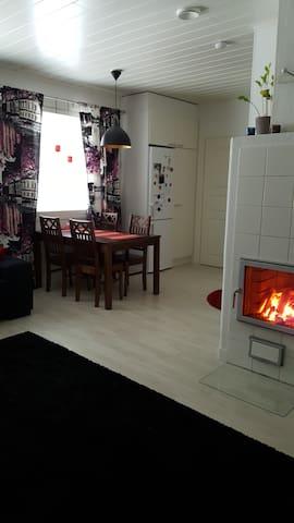 Viihtyisä rivitalokolmio - Joensuu - Lägenhet