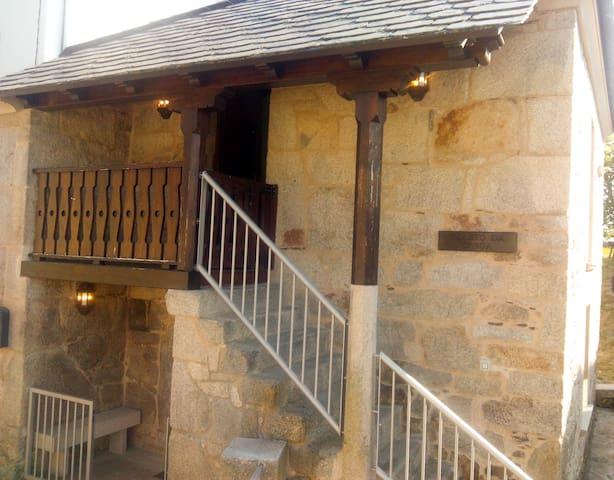 Casa rural Cuarto da Casoa - Becerreá - House