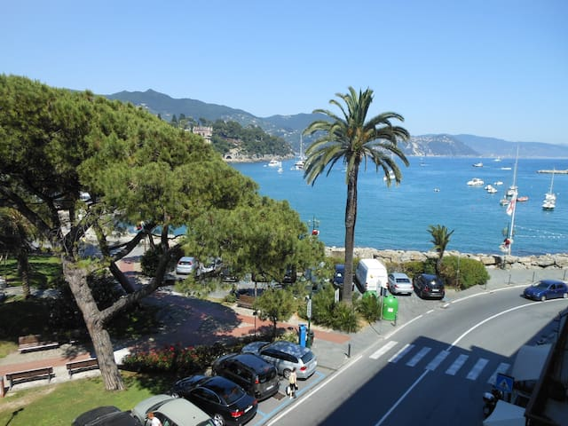 Bright apartment with seaview - Santa Margherita Ligure - Byt