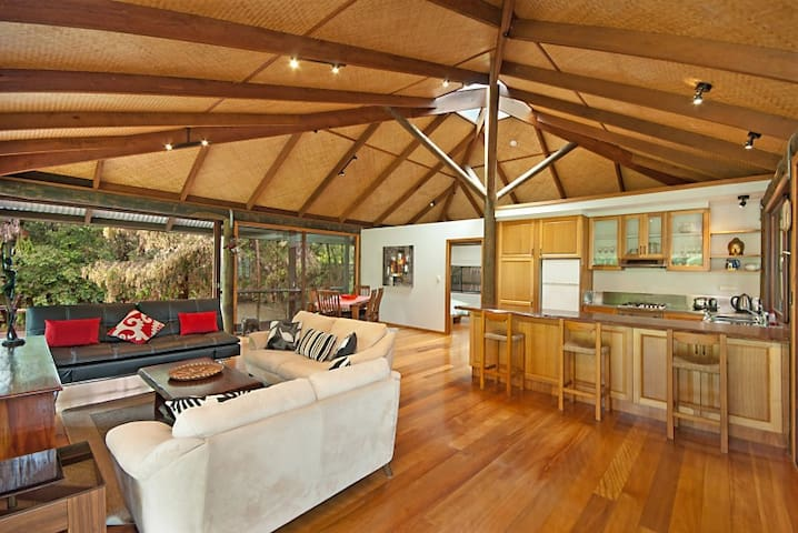 Santrian Beach Haven - Byron Bay - Huis
