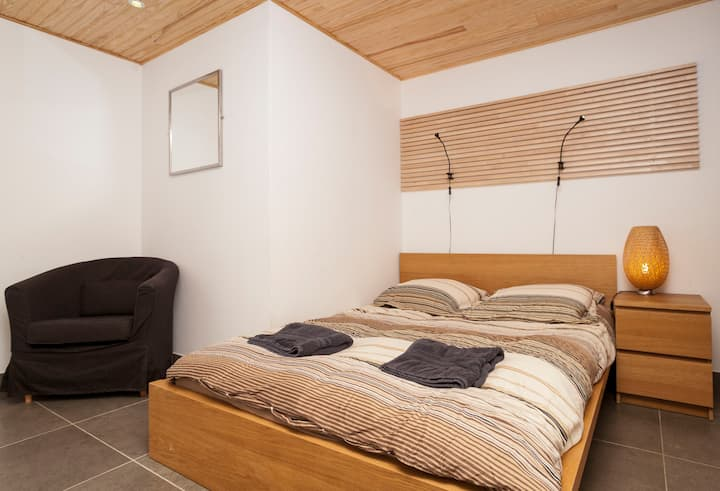Bed & Breakfast 800m from the lake