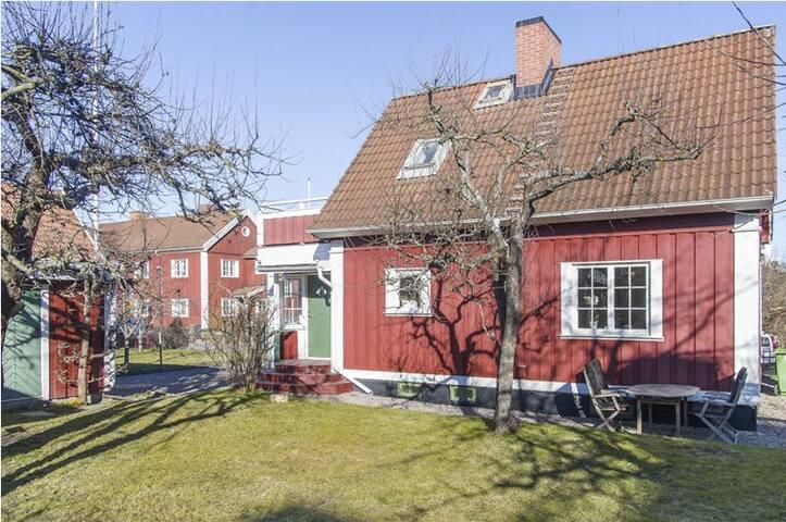 Källarplan i Röda Stan - Norrköping - Villa