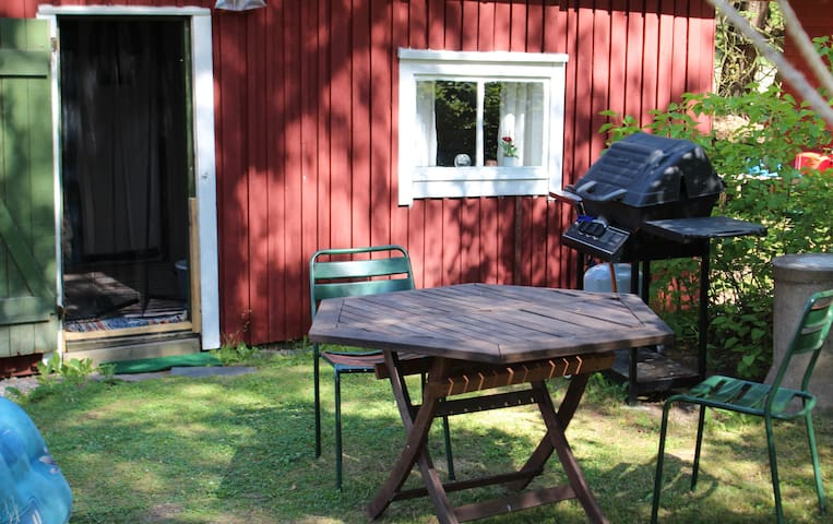 Comfy cottage near Turku close to river with sauna