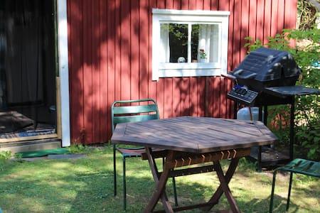 Comfy cottage near Turku close to river with sauna