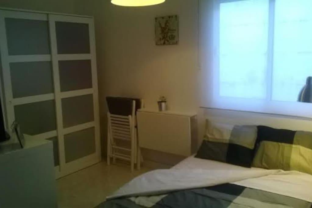 Dormitorio sofá-cama