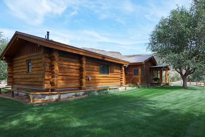 Owyhee River & Canyonlands Bunk House N