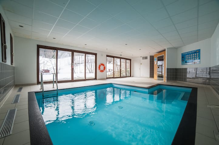Studio cosy et équipé avec accès piscine | Super endroit !